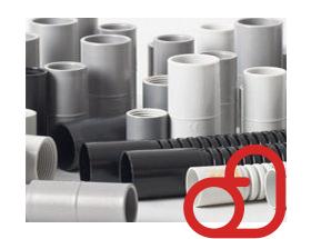 accesorios tubos rígidos