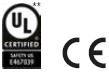 certificado UL CE canal GC